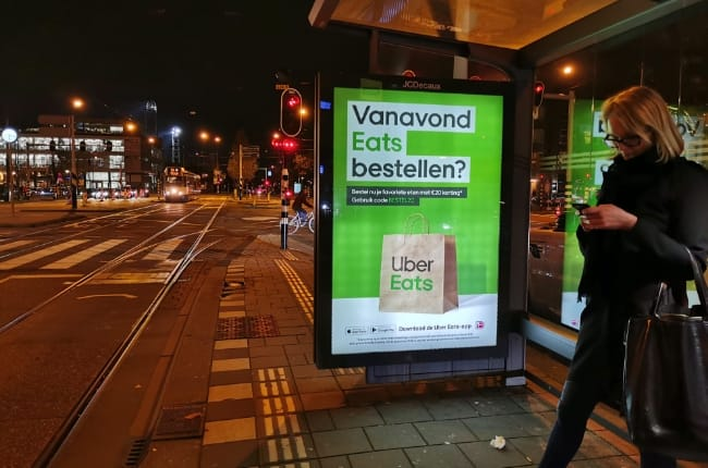 Campagne-Uber-Eats-Amsterdam